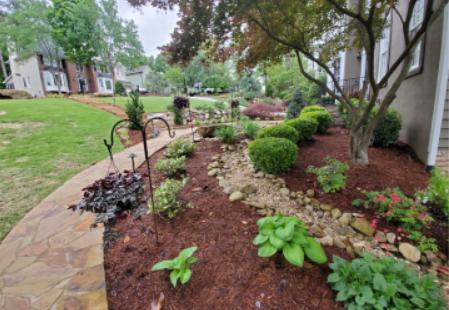 Landscape Design in Marietta, GA